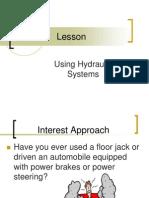 Amta6 7 Using Hydraulic Systems