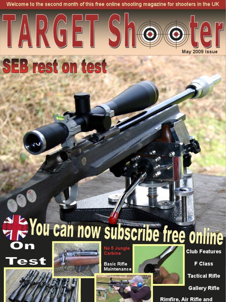 Breech Seal per FWB 600 Air Rifle