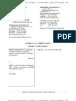 Scheuerman v. Nestle Healthcare Nutrition