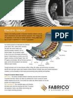 Electrical Market Sheet Electric Motor