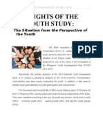 NYAS HIGLIGHTS of the 2010 Youth Study