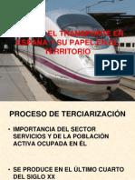 TEMA 21 - EL TRANSPORTE EN ESPAÑA