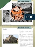 TEORIA E HISTORIA II - San Vital de Ravena [Autoguardado]