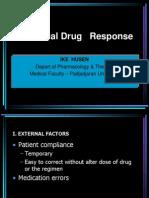 Individual Drug   Response.ppt