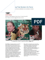 Election Rigging That Borders on Farce, Published in 'Tehelka Magazine', Vol. 10 Issue 17, Dated 27 April 2013
