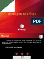 PRESENTACION HORMIGON RODILLADO