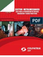 Prevencion Riesgos Sector Metalmecanico 2