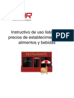 Manual Uso List a Do