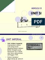 M8 Unit SI