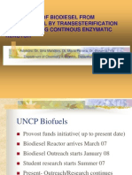 Biodiesel Pembroke