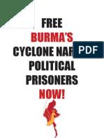 Nargis Political Prisoners