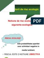 Factorii de Risc Ecologic