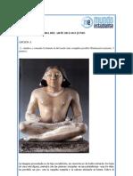 Resolución Examen Historia del Arte Opción A Selectividad Madrid Junio 2013