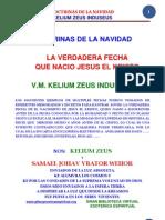 01 04 DOCTRINAS de LA NAVIDAD Www.gftaognosticaespiritual.org