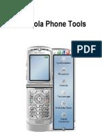 Motorola RAZR Phone Tools Userguide