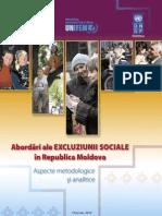 excluziunea sociala