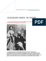 Mi Padre (Eleanor Marx)