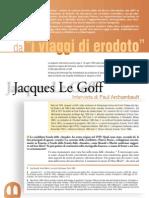 Intervista a Le Goff