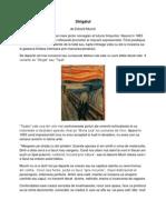 Strigatul de Edvard Munch