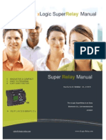 xLogic SuperRelay Manual