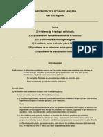 Segundo, Juan Luis - La Problematica Actual de La Iglesia
