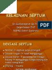 Kelainan Septum