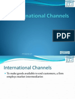 internationalmarketingchannelppt