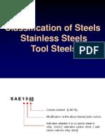 Kuliah 05 (Classification of Steels)