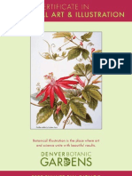 Botanical Art and Illustration - 2009 Summer - Fall Catalog
