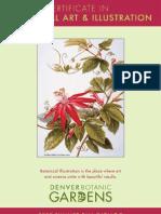 Botanical Art and Illustration - 2009 Summer - Fall Catalog