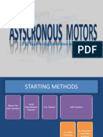 Asyscronous Motors