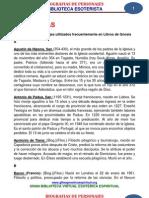 24 05 Biografias PERSONAJES Y ESOTERISTAS Www.gftaognosticaespiritual.org