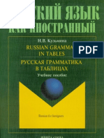 Russian Grammar in Tables 2012