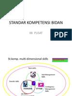 88352127 Standar Kompetensi Bidan Old Ppt