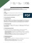 Reglement Ueber Die Spezialisierung in Oralchirurgie