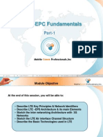 LTE EPC Fundamental Part 1