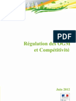 OGM Et Competitivite