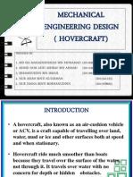 Hovercraft Design Pdf