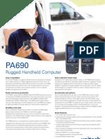 PA690 Brochure