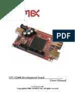 Olimex LPC-E2468