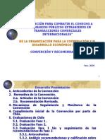 Convencion Ocde y Recomendaciones a Chile