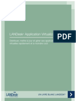 LANDesk Virtualisation Application FR
