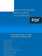 Reforms in insurance sector