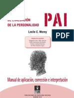 Manual Pai Web