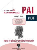 Manual Pai Web