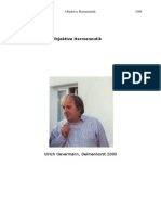 Ulrich Oevermann-Studienbrief 7 Objektive Hermeneutik-, Delmenhorst 2000