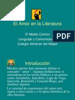 El Amor en La Literatura OK 9879