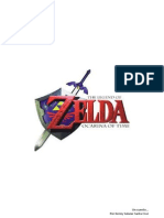 La Leyenda de Zelda La Ocarina Del Tiempo