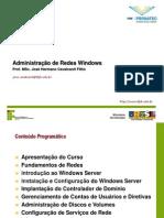 Adm Redes Windows - 8