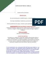 FORMULA PARA ACEITE DE OSO PARA EL CABELLO.docx